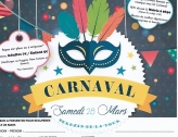 ANNULE - Carnaval