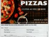 Sou des écoles - Vente de pizzas